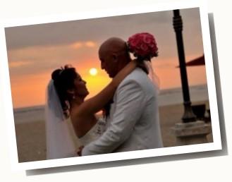A Bali Wedding Experience  – Frame